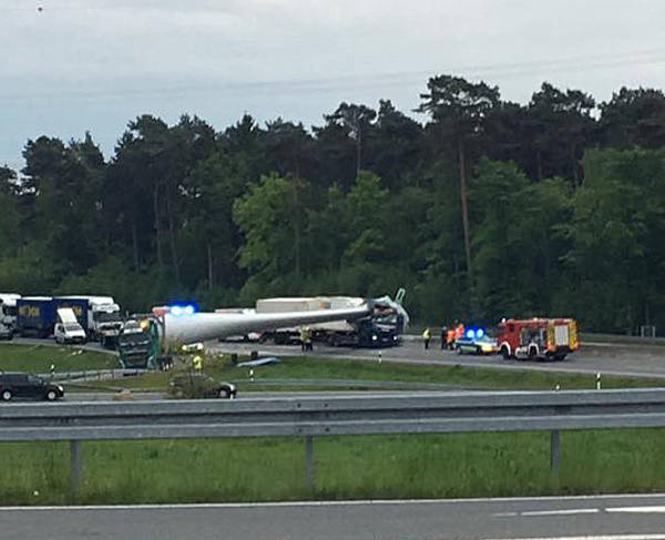 A33 Nach Schwerem Unfall Weiter Gesperrt Radio Bielefeld
