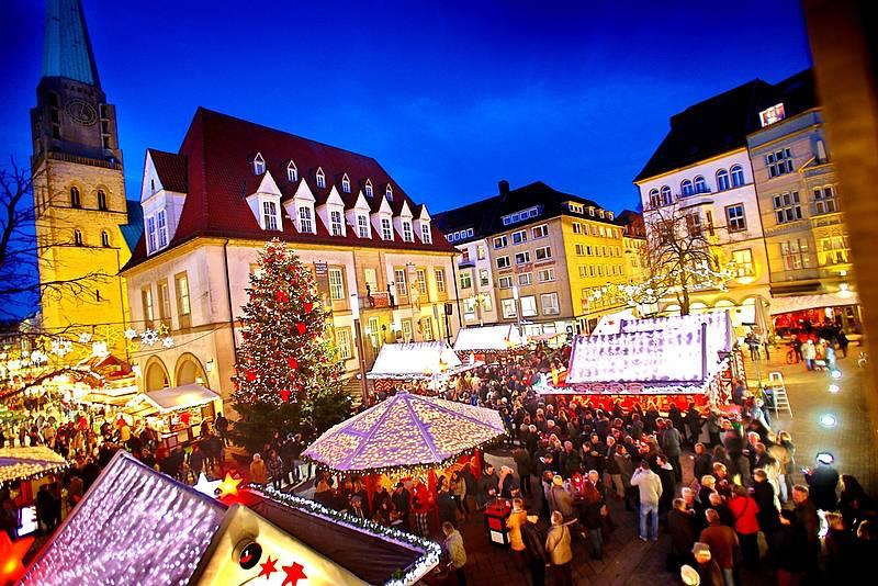 Totensonntag Weihnachtsmarkt.Weihnachtsmarkt Bereits Vor Totensonntag Radio Bielefeld