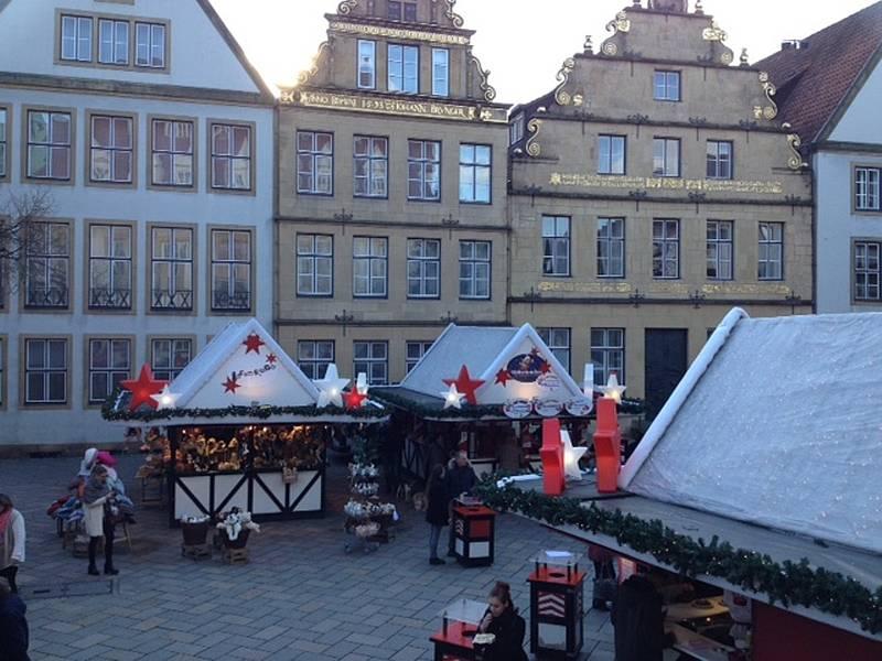 Wo Ist Weihnachtsmarkt Heute.Weihnachtsmarkt Bleibt Heute Zu Radio Bielefeld